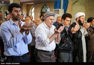 عکس/ نماز عید قربان در سراسر ایران