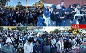 عکس/ هزاران نفر در استرالیا نماز باران خواندند