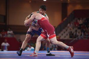 کسب هفتمین طلای ایران توسط حسین نوری/ دومین مدال طلای کشتی فرنگی