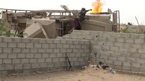 شهر راهبردی «الدریهمی» گورستان مزدوران شورشی شد/ جنگندههای سعودی به آمبولانسها هم رحم نکردند + تصاویر و نقشه میدانی