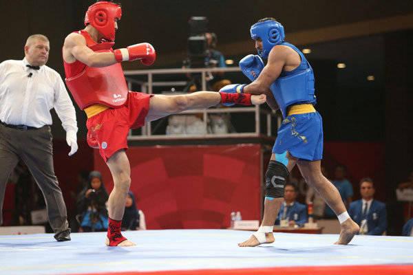 قهرمانی جوانان آسیا؛ درخشش ووشوکاران با دو طلا و 3 نقره در روز سوم