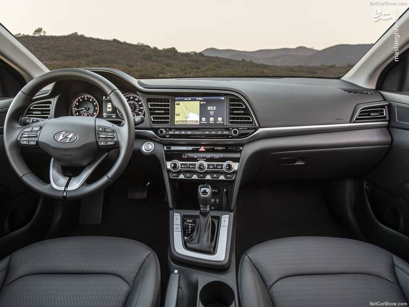 Hyundai Elantra (2019)