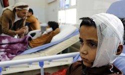 کودکان یمنی