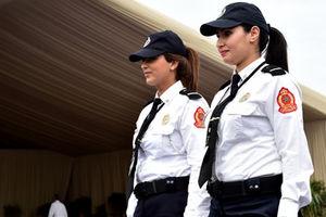 دختران مغربی هم به سربازی می روند