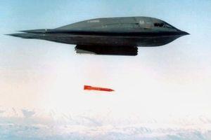 آمریکا یک بمب اتمی سنگرشکن آزمایش کرد