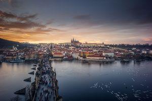 عکس/ رودخانهای زیبا در چک