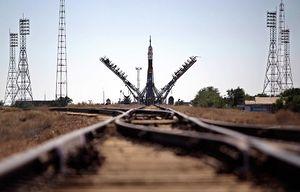 قزاقستان و روسیه سکوی پرتاب فضایی می سازند