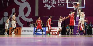 حریف تیم ملی بسکتبال در یک چهارم نهایی مشخص شد