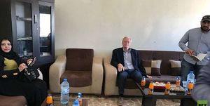 سفر یک هیئت سیاسی آمریکا به استان الحسکه سوریه