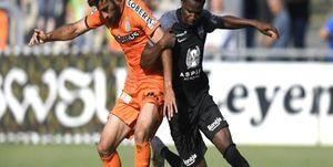 قلیزاده در ترکیب اصلی شارلروا در هفته پنجم لیگ بلژیک