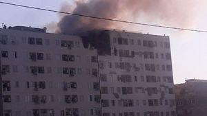 انفجار واحد مسکونی در شهریار