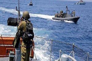 مانور دریایی اسرائیل
