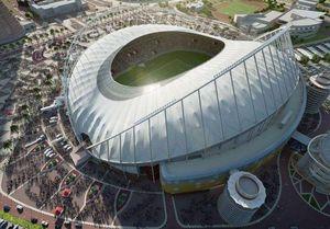 دیدار پرسپولیس در ورزشگاه افتتاحیه جام جهانی!