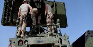 نصب رادارهای جدید آمریکایی در شمال سوریه
