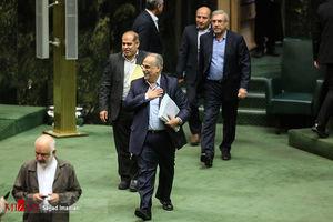 عکس/ جلسه استیضاح وزیر اقتصاد