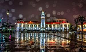 میدان شهرداری رشت نمایه