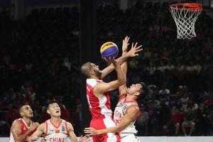 بسکتبال سه نفره ایران