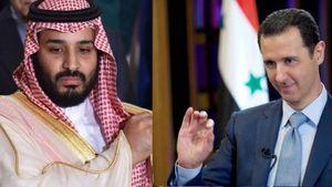 پیامهای پیشنهاد بیشرمانه محمد بن سلمان به بشار اسد