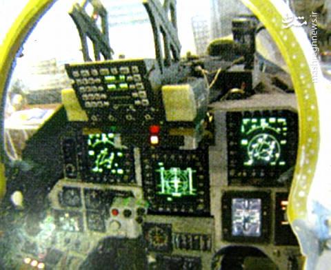 کابین J-۱۱B چینی