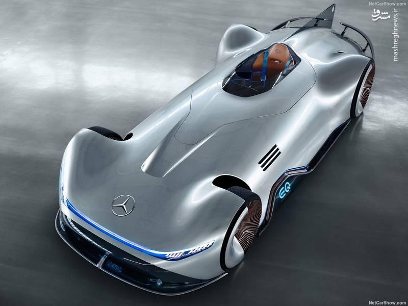 Mercedes Benz EQ Silver Arrow Concept
