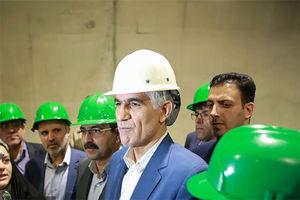فیلم/ اعتراض پیمانکاران طلبکار به شهردار تهران