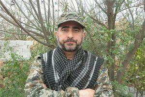 شهید حسین علی پور ابراهیمی