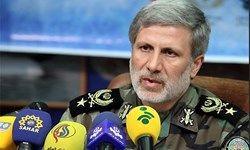 وزیر دفاع انتصاب سردار سلامی را تبریک گفت