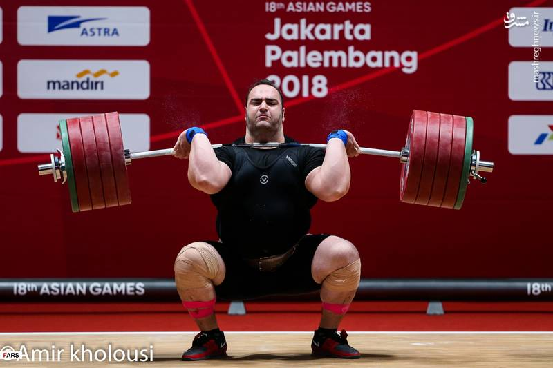 روز نهم بازی های آسیایی جاکارتا