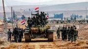 ضربات مهلک به هستههای خاموش داعش در دیرالزور و حمص + نقشه میدانی