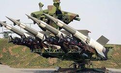 آماده باش کامل پدافند هوایی سوریه
