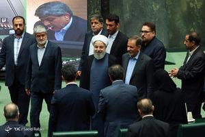 فیلم/ روحانی:چرا نظر مردم ناگهان نسبت به آینده عوض شد؟