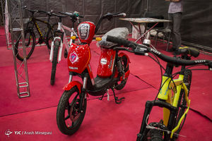 آغاز به کار نمایشگاه تخصصی دوچرخه سواری تهران