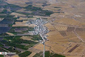 عکس/ کرمانشاه ۲۹۰ روز پس از زلزله