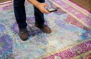تولید فرش ضدلک