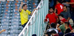فیلم/ فضای مسموم ورزشگاههای ایران و نقش لیدرها