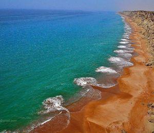ساحل چابهار  #سیستان_بلوچستان