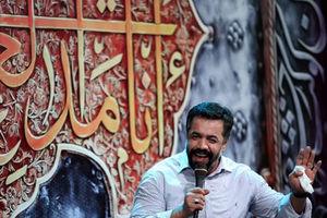 فیلم/ سرود زیبای حاج محمود کریمی به زبان لُری