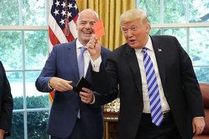 فیلم/ کارت قرمز ترامپ به خبرنگاران!
