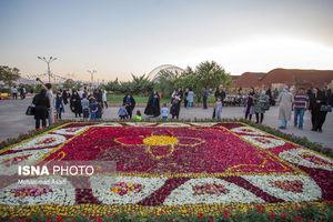 عکس/ نمایشگاه گل و گیاه محلات
