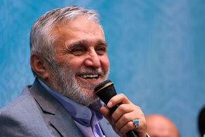 صوت/ مدح خوانی حاج منصور ارضی در جشن غدیر