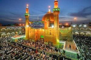 فیلم/ سرود جشن عید غدیر بانوای حسین طاهری
