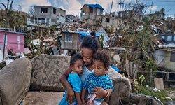 افزایش انتقادها از واکنش دولت ترامپ به طوفان مرگبار «پورتو ریکو»