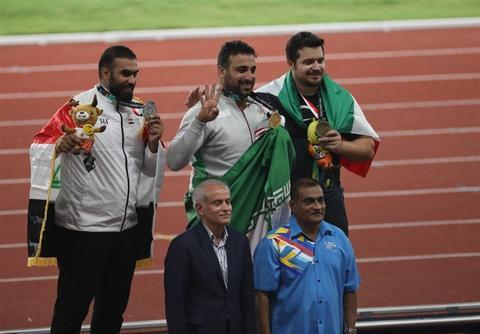 نتایج کامل ورزشکاران ایران در روز یازدهم بازیهای آسیایی/ ۲ طلا و یک برنز در روز تاریخسازی حدادی +عکس و جدول