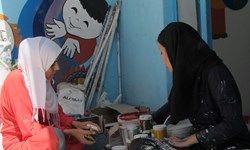 مدرسه کودکان افغانستانی جنوب تهران به همت جوانان خیّر نونوار شد