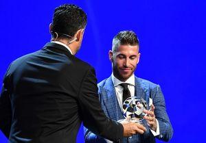 بهترین مدافع فصل گذشته لیگ قهرمانان اروپا