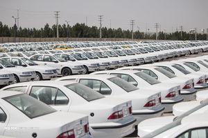 کشف انبار هزاران خودروی احتکار شده