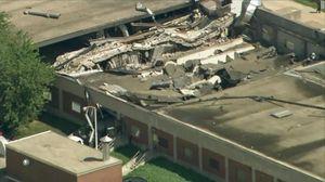 انفجار مهیب در کارخانهای در شیکاگو