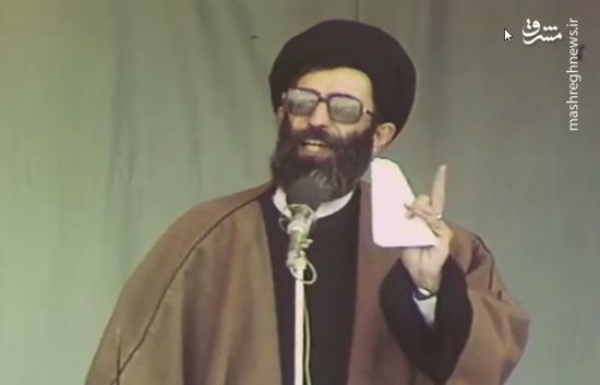 فیلم/ روضه شب عاشورا از بیان آیتالله خامنهای