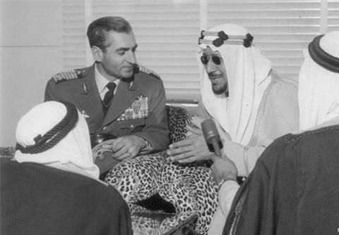کمکهای پهلوی به کشورهای عربی+ سند