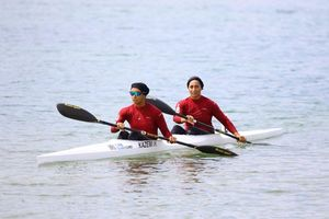 پایان تلخ قایقرانی در بازیهای آسیایی